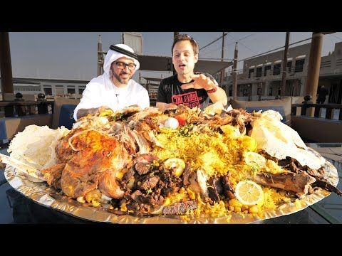 4 Popular Foods to try in Dubai