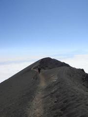 06tanzania: Mt.Meru climbing 3rdday 02