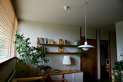 The Aalto House – 2F / mezzanine アアルト自邸 2Fと中2階