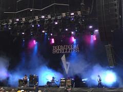 Fuji Rock Festival 10 evening ブンブンサテライツ、LCD Soundsystem、ATOMS FOR PEACE
