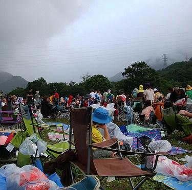 Fuji Rock Festival 2011 PM-DUSK