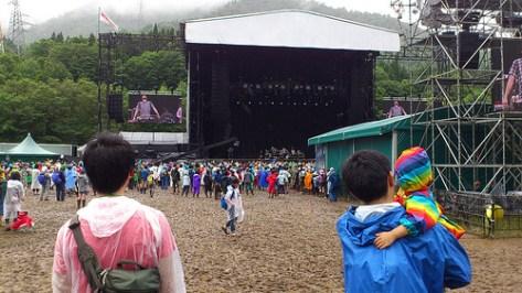 Fuji Rock Festival 2011 AM-NOON トクマルシューゴがとても良かったよ