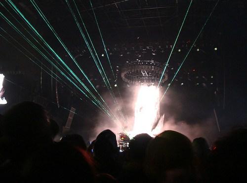 Fuji Rock Festival 2011 Chemical Brothers ケミカルブラザーズがベストアクトでした。