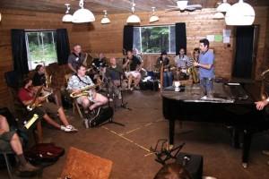 Sax Master Class - Lauren Walker photo