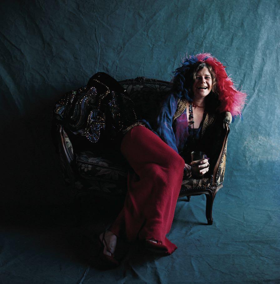 Janis Joplin Pearl Cover