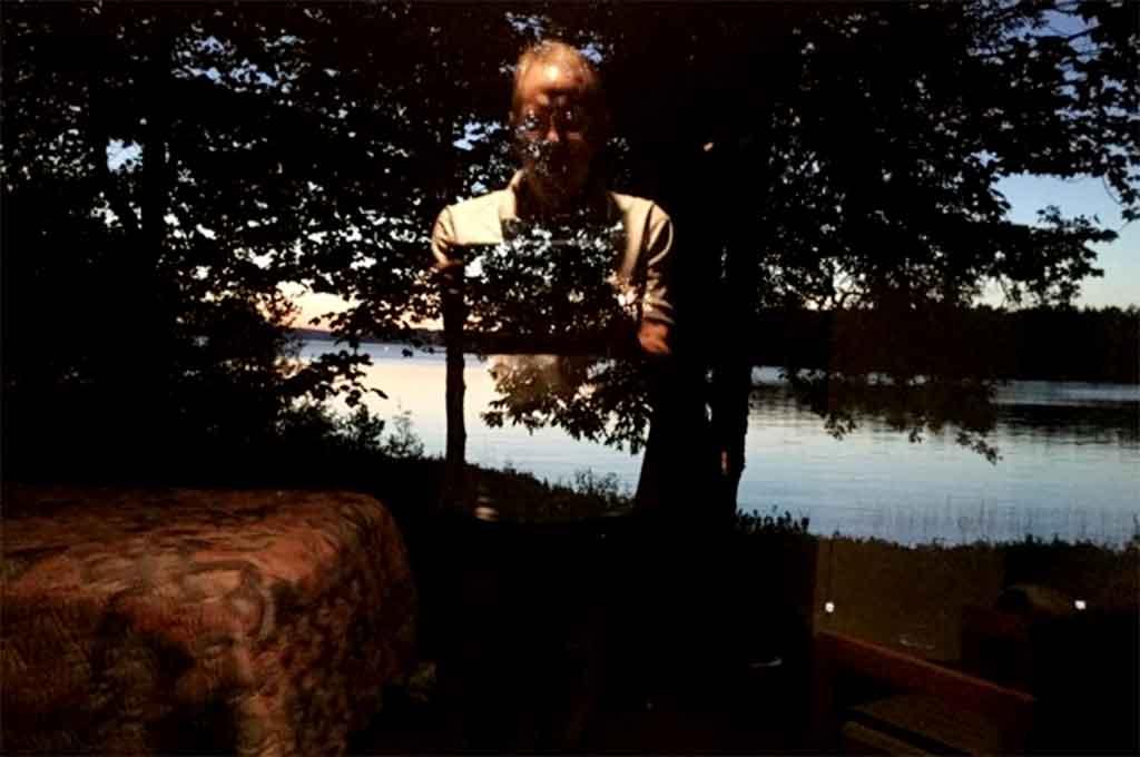 Charles Gordon Lake Huron Sunset