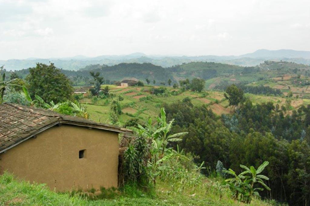 Rwanda Charles Gordon