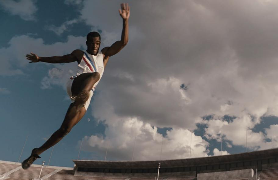 Race movie jesse owens