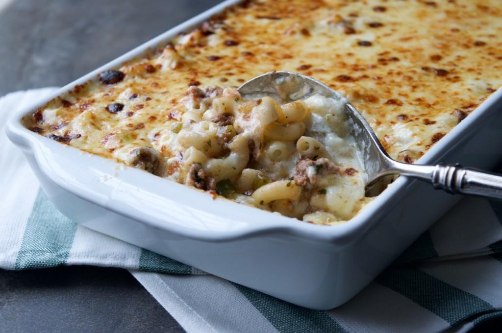 Macaroni Beef Casserole Recipe Food