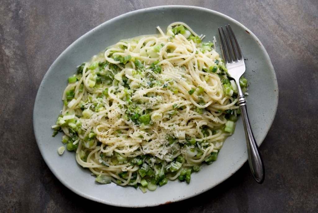 Spaghetti Collins Recipe Food