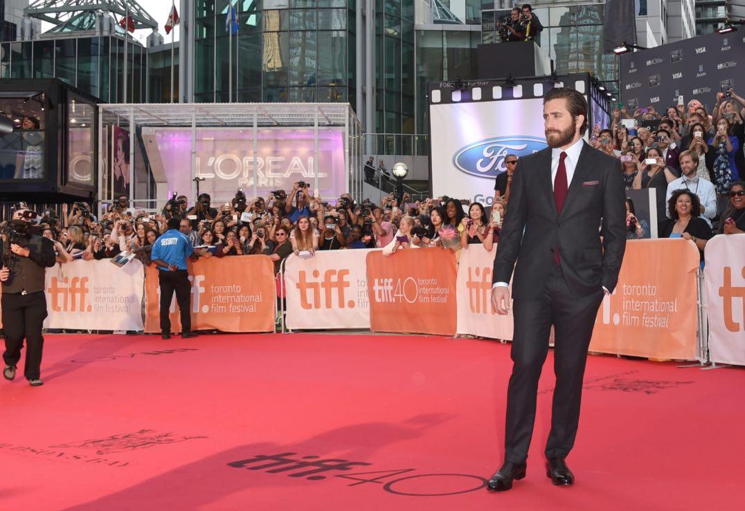 TIFF Jake Gyllenhaal