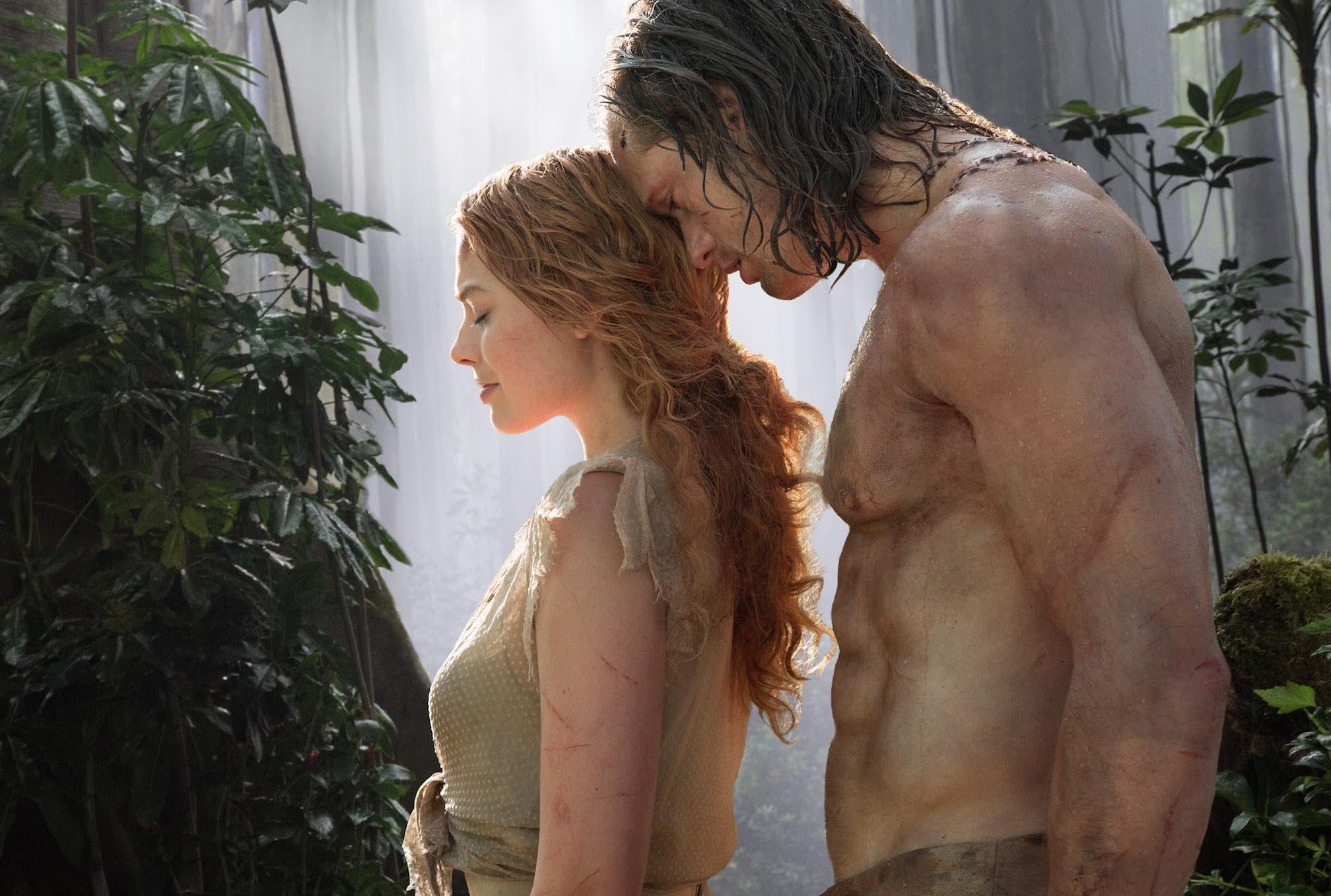 Tarzan Robbie Skarsgard