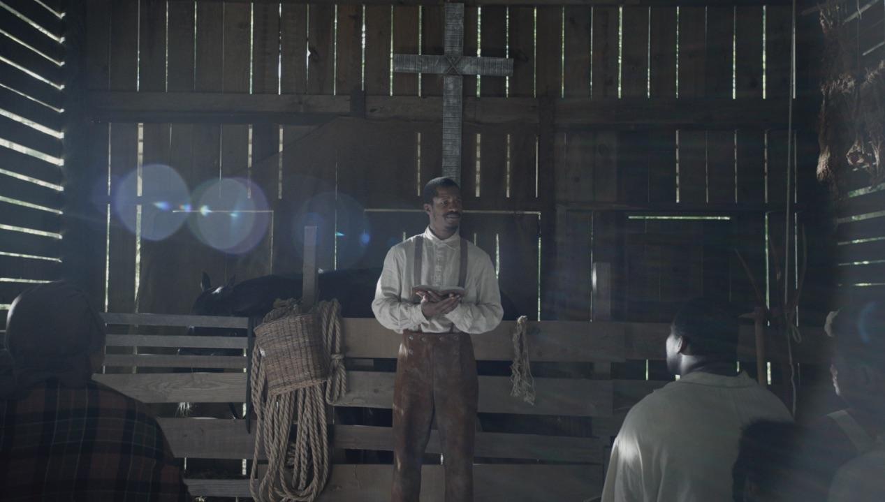 Nat Turner Nate Parker Birth of a Nation