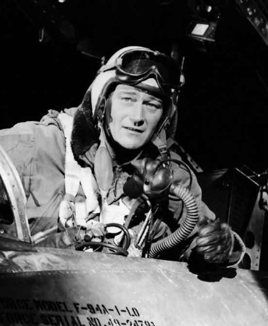 John Wayne Jet Pilot