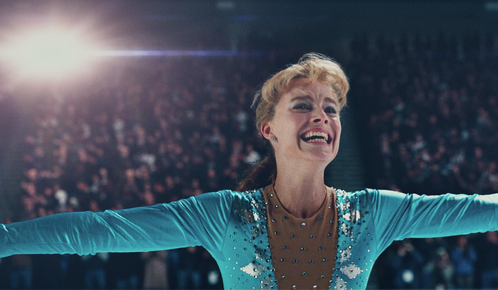 Tonya Harding Margot Robbie Figure Skating movie