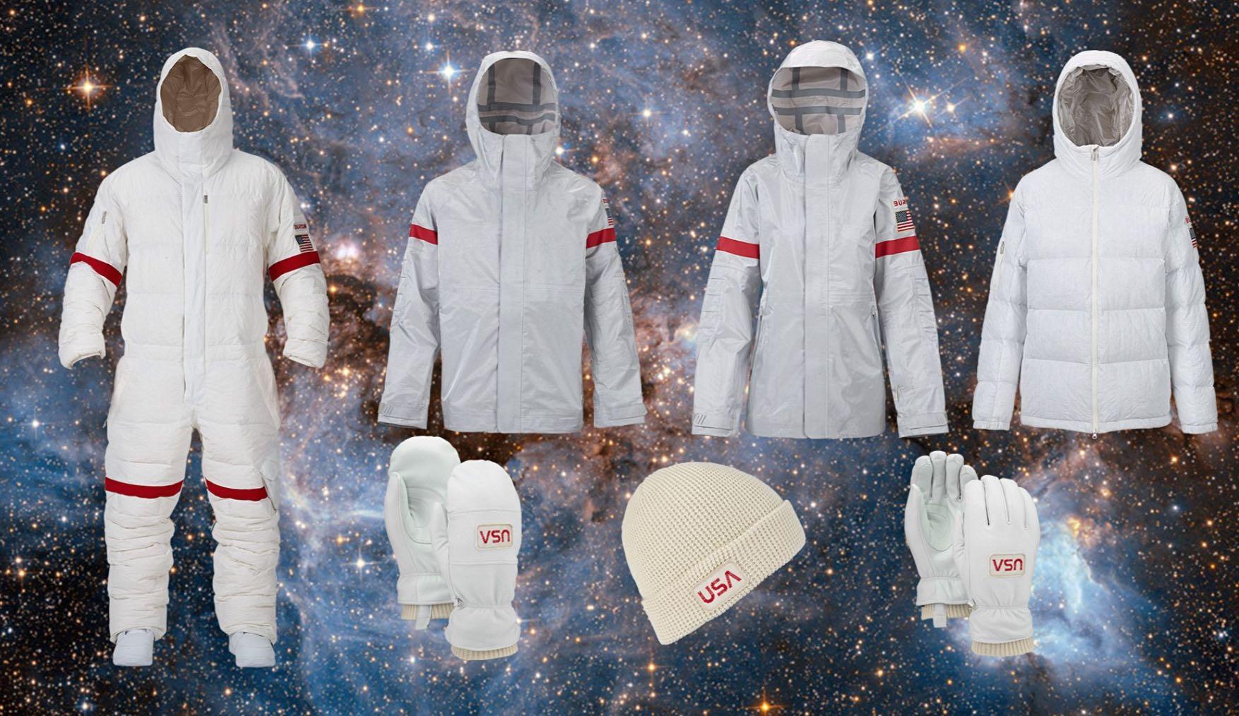 Burton snowboard olympic uniforms