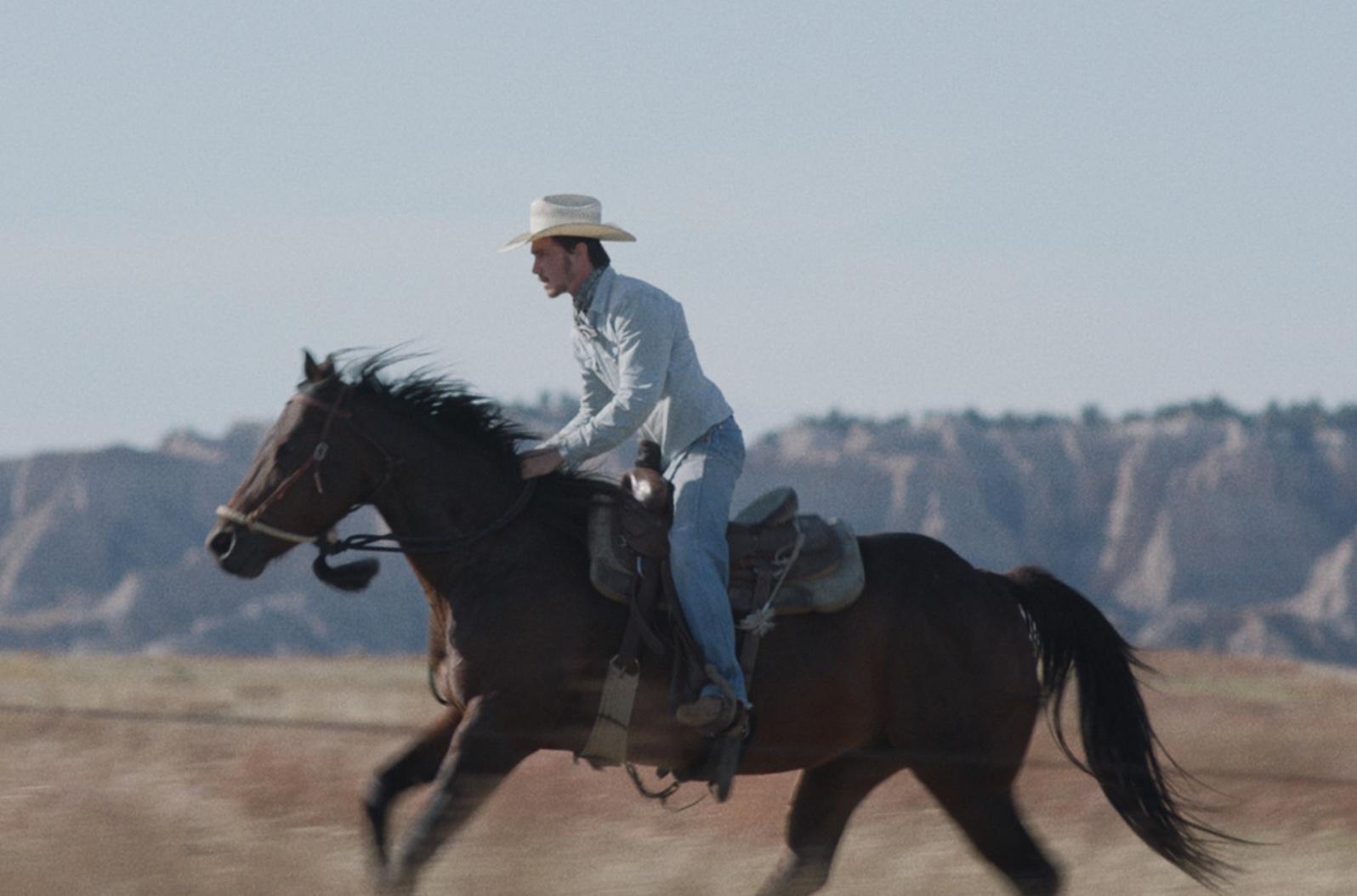 Western Myth Rider Brady Jandreau