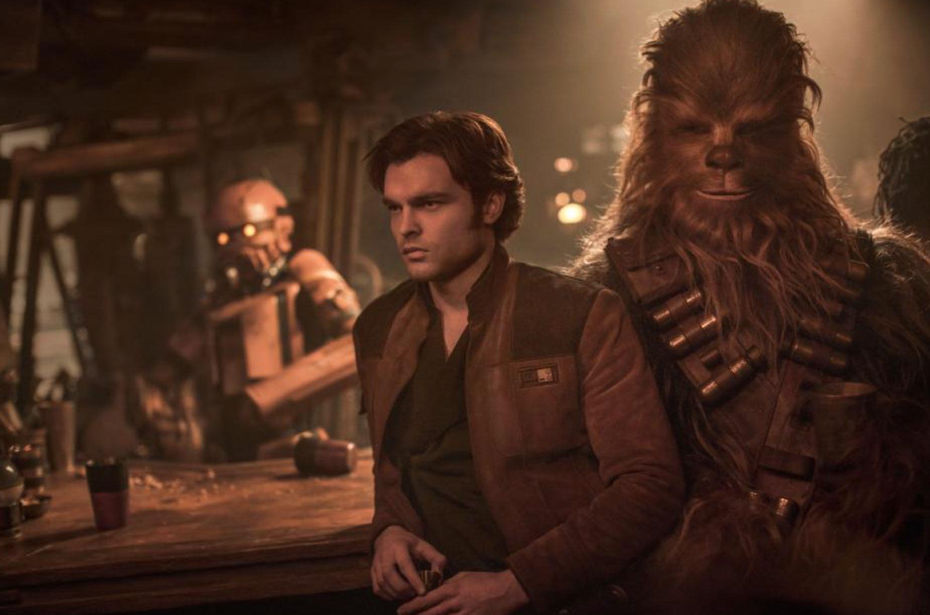 Han Solo Star Wars story Alden Ehrenreich