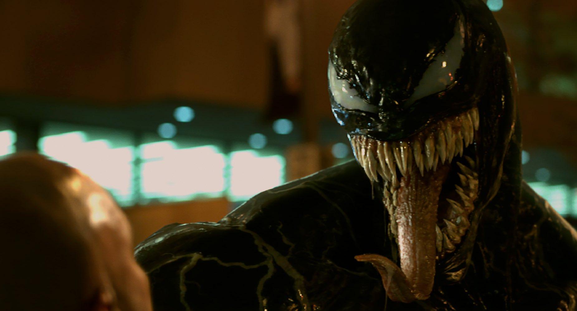 Venom Tom Hardy Monster