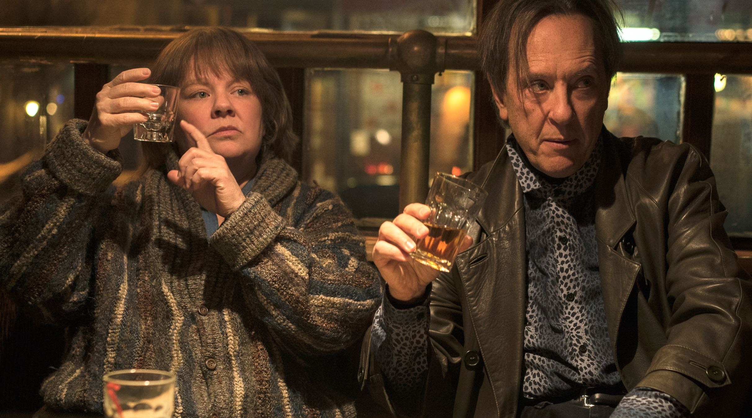 Can You Ever Forgive me Melissa McCarthy Richard Grant