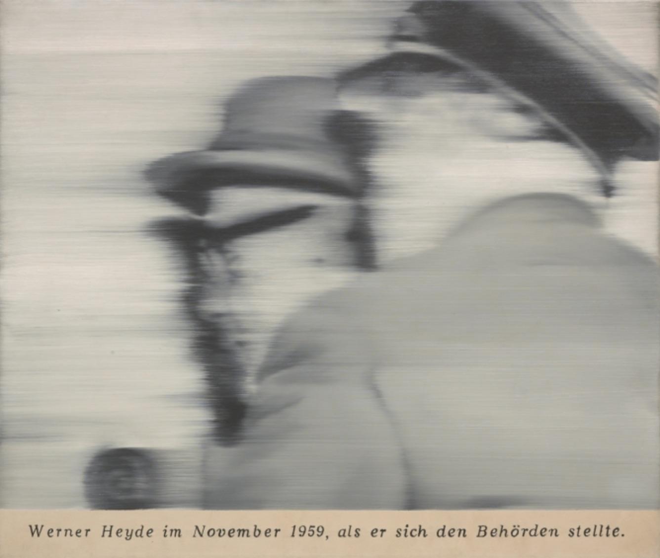 Never Look Away Gerhard Richter