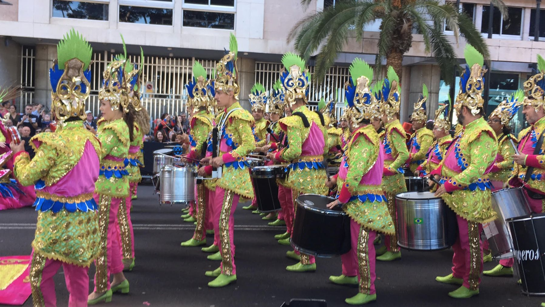Mardi Gras Canary Islands Tenerife