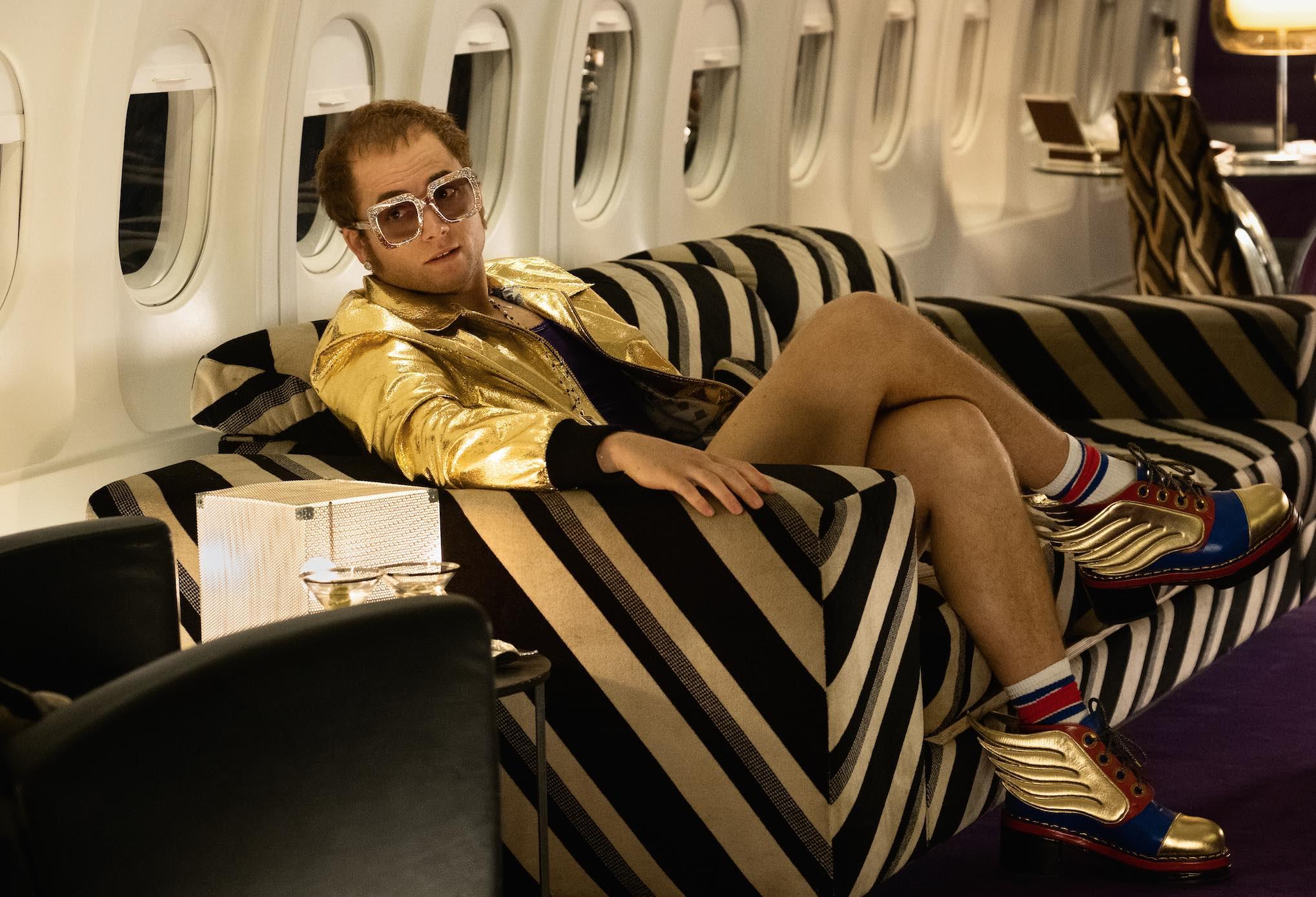 Elton John Rocketman Taron Egerton