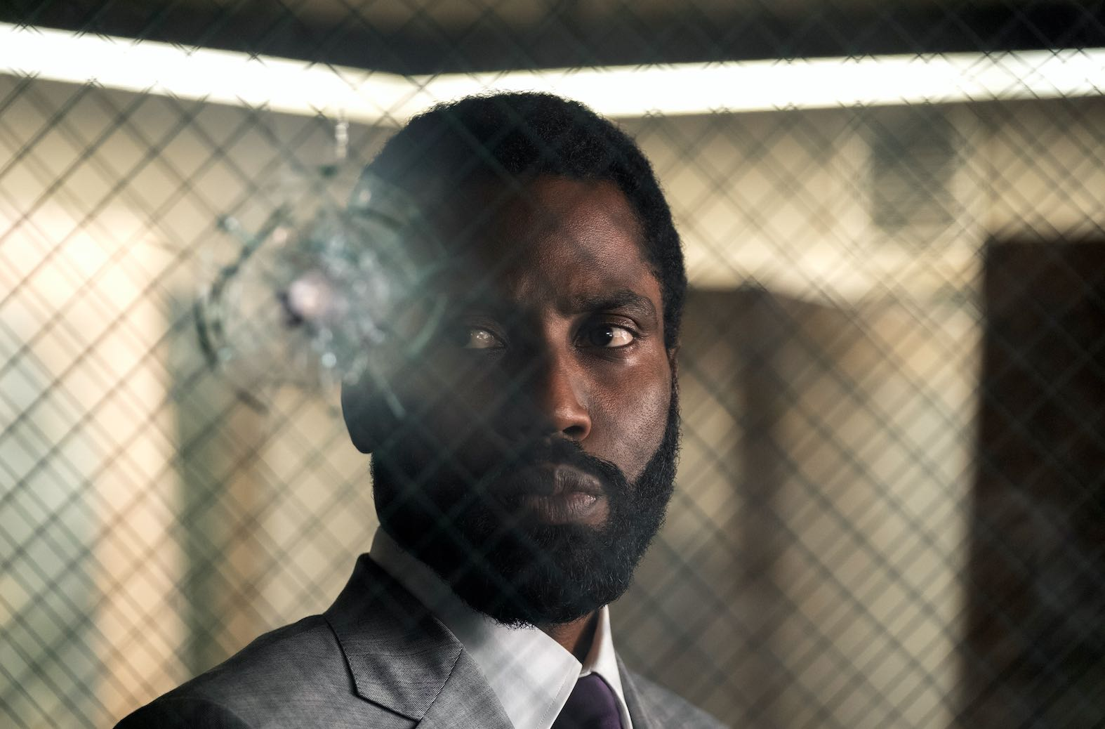 Tenet John David Washington Christopher Nolan Movie Review