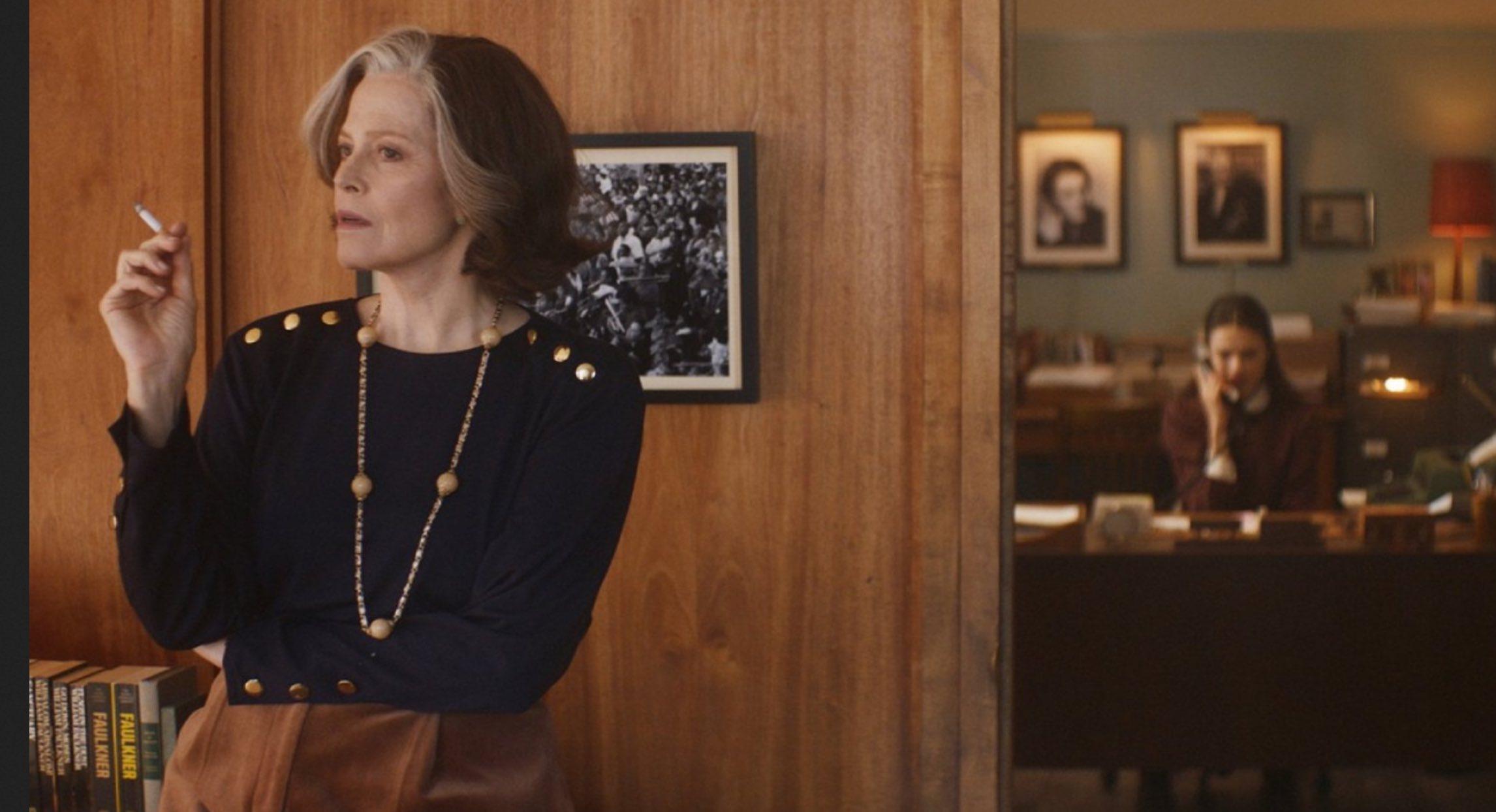 Sigourney Weaver My Salinger Year movie review still