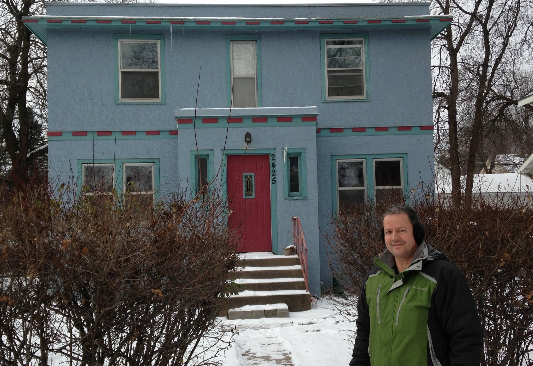Bob Dylan chilhood home Hibbing Minnesota