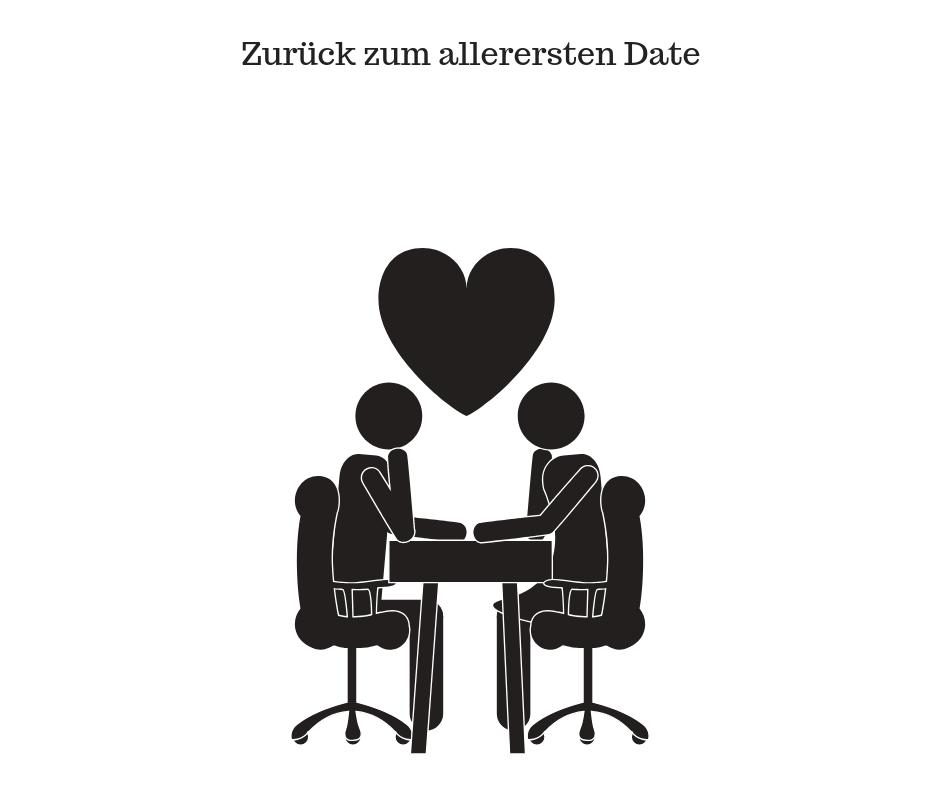 treffen mit ex wie beim ersten date