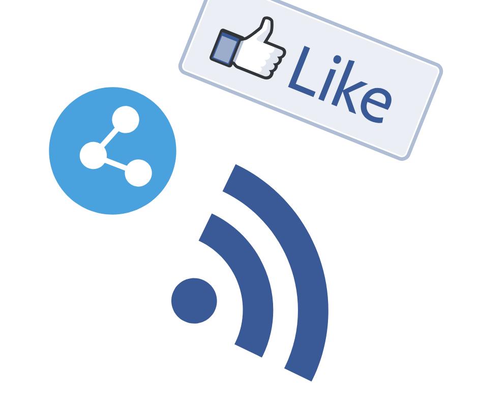 facebook shares und likes