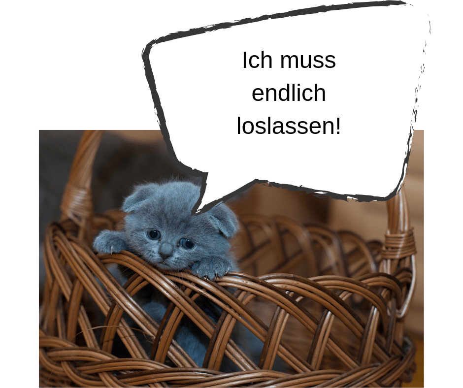 emotional loslassen