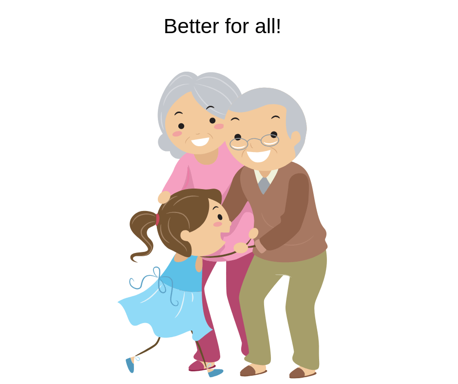 zu oma und opa