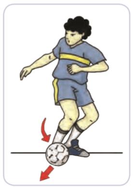 Untuk Menghasilkan Tendangan Bola Melambung Jauh Bagian Kaki Yang Digunakan Adalah : untuk, menghasilkan, tendangan, melambung, bagian, digunakan, adalah, Variasi, Keterampilan, Gerak, Dalam, Permainan, Sepak, Event, Partner, Solution