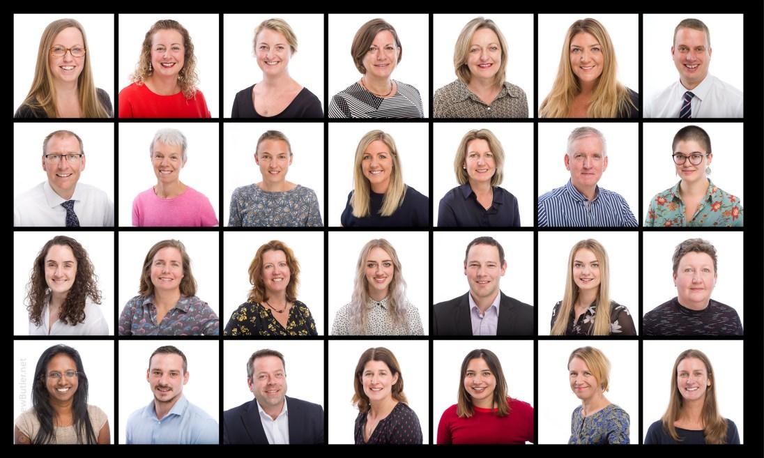 corporate portrait Devon