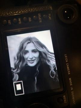 Leica screen
