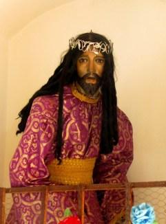 Jesus que da miedo