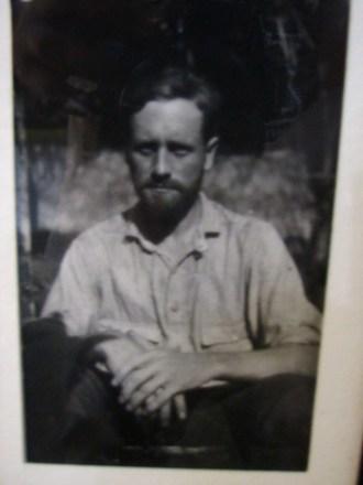 Franz Blom de joven