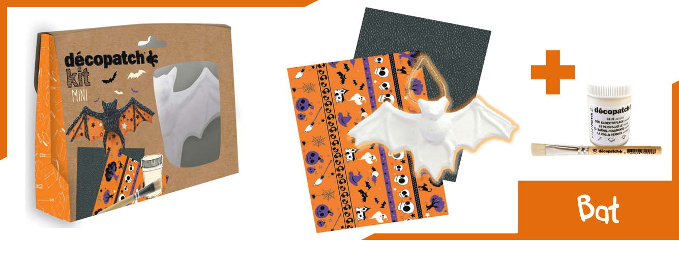 Get crafty with Decopatch
