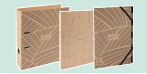 Exacompta Eterneco kraft nature-inspired filing stationery collection
