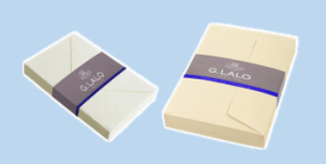 G.Lalo envelopes for correspondence and mailing in various colours