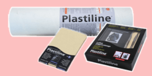 Herbin Plastiline modelling clay for business and character models