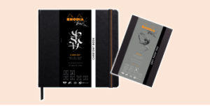 Rhodia Touch Art Collection products, available from ExaClair Limited