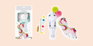 Avenue Mandarine Dolls to paint and customise such as unicorns and animals