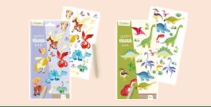 Avenue Mandarine transfers for art and crafts such as Decalco Mania