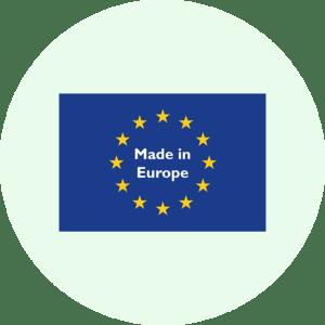 Made in Europe / European Union Flag