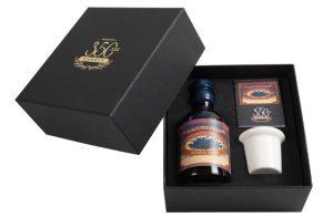 27915T Herbin 350 Anniversary Traditional Ink Gift Set (Bleu Myostosis)