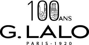 G.Lalo '100 Ans' Anniversary Logo