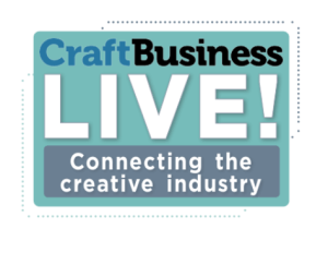 Craft Business LIVE! Connecting the creative industry logo